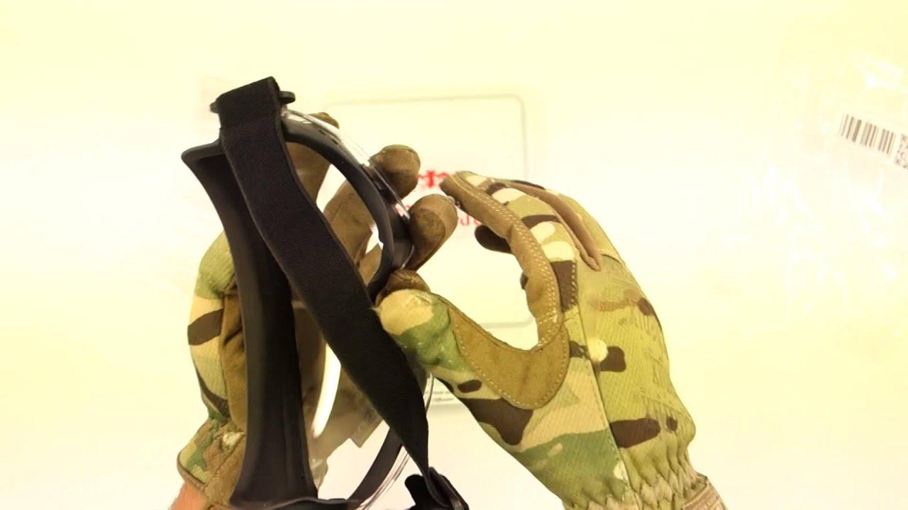 779d2cae83143c Masque DMoniac PRO tactical V2 Incolores 7224 DMdiffusion - YouTube