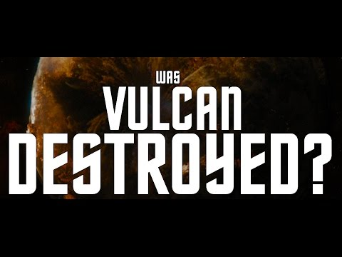 Thumbnail: Star Trek: Was Vulcan Really Destroyed?
