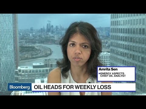 Oil Analyst Sen Sees 'Fear of' Lack of Demand Driving Price
