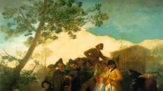 Fernando Sor, Estudio No. 5, Guitar, Goya