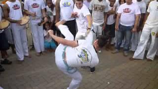 Roda de Capoeira na Catedral - 17/03/13 parte 5