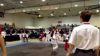 Arwen's Gold for Kata (AAU Ft. Pierce)