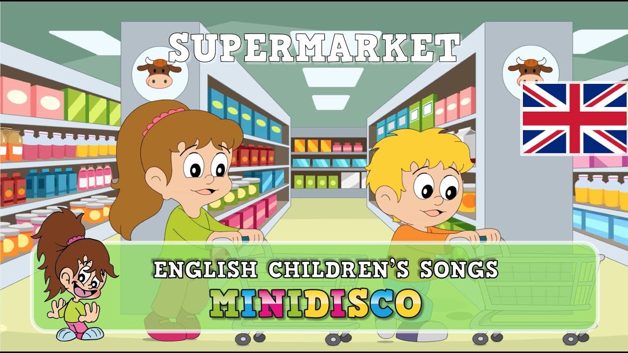 Картинка магазин для детей, хорошего