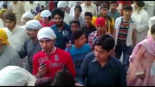 Protest for Rinkal Kumari at gurdwara panja saheb 12 april 2012.mp4