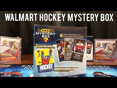 Walmart Mystery Hockey Box Break #3 (Graded Card)