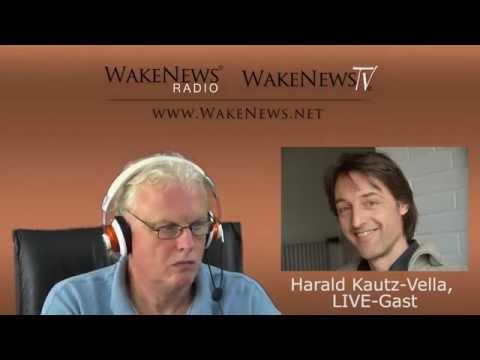 Top Info! Harald Kautz-Vella - Medizin, Schwarzmagier & Liebe |WakeNews Radio/TV - 9. 8.2014