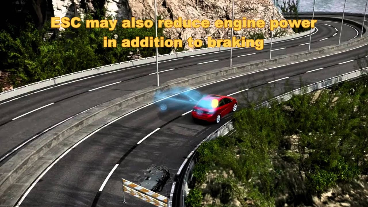 2013 Dodge Dart Electronic Stability Control