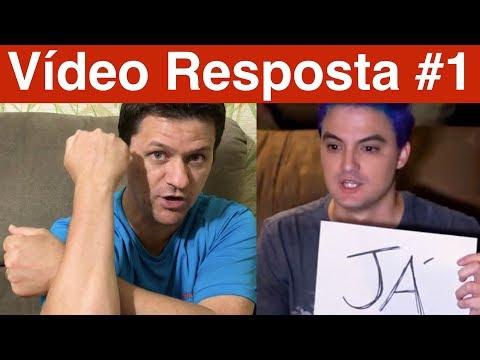 Vídeo Resposta a Felipe Neto #1. Falei tudo o que você sempre quis falar a ele!