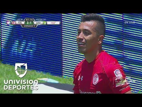 Uribe dejó ir su 'hat trick' en gran jugada