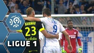 Olympique de Marseille - FC Nantes (2-0)  - Résumé - (OM - FCN) / 2014-15