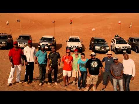Just Offroaders - Liwa exploration trip