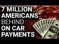 Record Number of Americans 3 Months Behind on Car Payments
