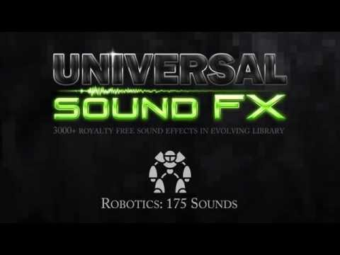 Universal Sound FX - version 1.2