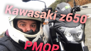 #PMQP Test Kawasaki Z650 / Le Grondement du vélo