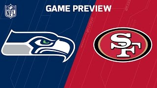 Seahawks vs. 49ers | NFL NOW | NFL Week 17 Previews