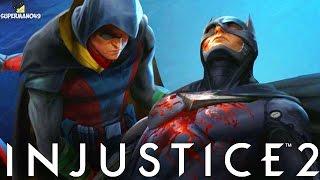 """Injustice 2: """"Robin"""" Ending! - Injustice 2 Robin Multiverse Story Ending"""