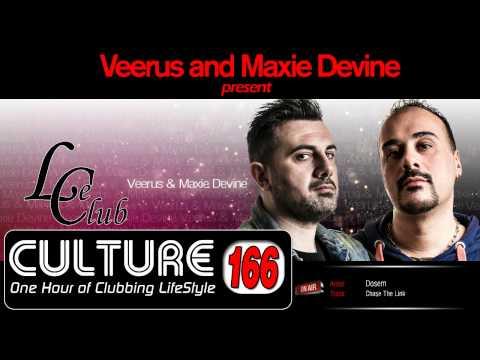 Le Club Culture Radioshow Episode 166 (Veerus and Maxie Devine)