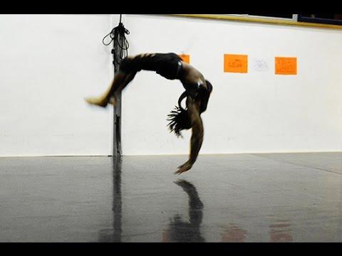 SPOVE Sportmotivation: Was ist Zirkusakrobatik? Alseny Sylla zeigt es uns