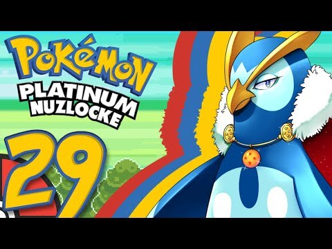 Pokemon Platinum NUZLOCKE Part 29 - TFS Plays