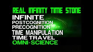 The Legendary Infinity Time Stone - Ultimate Time Control -Subliminal Affirmations
