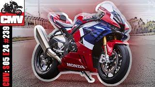 Litr albo nic! Czy tylko litrowy motocykl jest coś wart? Niedocenianie małych pojemności - CMV#239