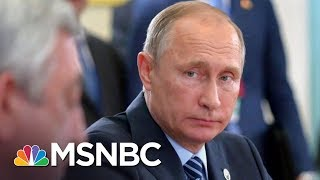 Russia Thinks U.S. Is Meddling In Vladimir Putin's Presidential Campaign | The Last Word | MSNBC