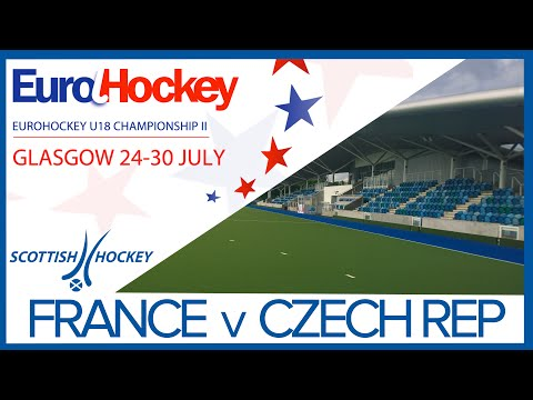 France v Czech Republic l Semi-Final l Girls U18 Youth Championship II 2016
