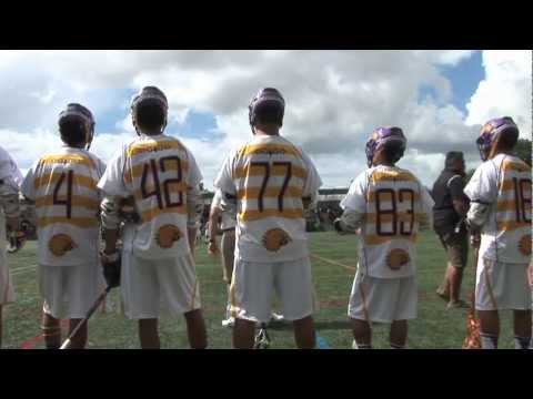 Remembering History - Iroquois Nationals Win Over Team USA
