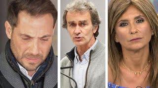 Telecinco confirma positivo en Sálvame con Antonio David Flores , Gema López o Carlota Corredera