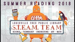 Dr. Alice Steam Rolls Into Summer Reading!