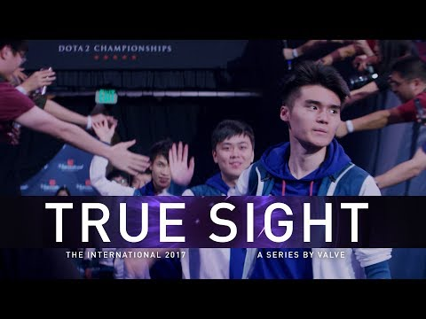 True Sight : The International 2017 Finals