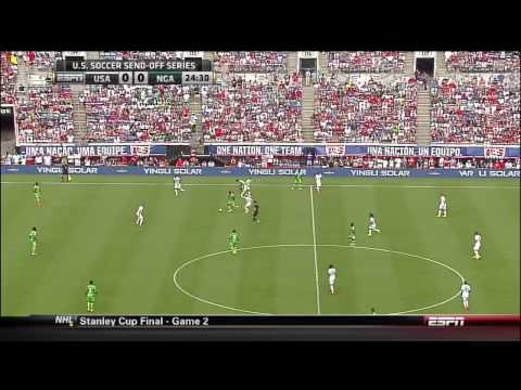 USMNT Nigeria 2014 Friendly 1 of 2 Full Game USA