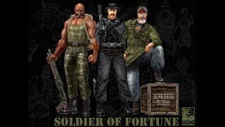 Soldier of Fortune - Кровавый и жестокий стрим!
