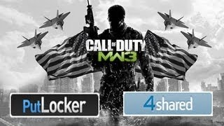 Descargar Call Of Duty Modern Warfare 3 Full Español [Online][PutLocker][4Shared]