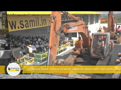 Construction Equipment Bidding Event - SAMIL