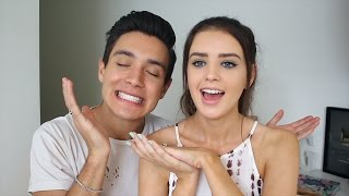 Jess & Gabriel Conte play Would You Rather - JESS CONTE - RECONN