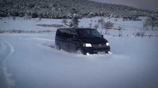 Transporter T5 (Caravella) 4Motion Show(2.5 TDİ 174 PS 4Motion Black VW., 2013-12-13T19:57:05.000Z)