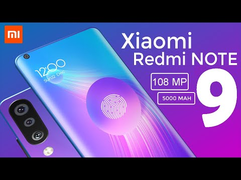 Xiaomi Redmi Note 8  5G Introduction  - Price specs and release date Mp3
