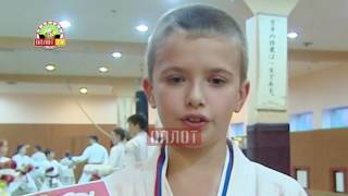 Донецкие спортсмены стали призёрами кубка России по каратэ