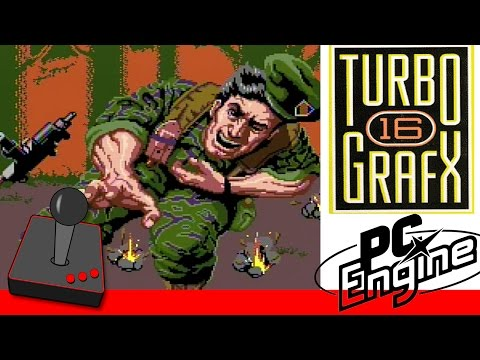 PC Engine / TurboGrafx-16 (Console and Games Review) pt. 2 - H4G