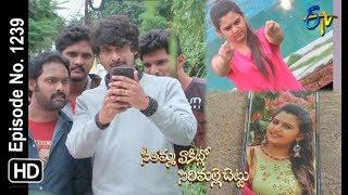 Seethamma Vakitlo Sirimalle Chettu | 21st August 2019  | Full Episode No 1239 | ETV Telugu