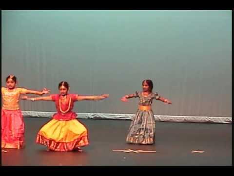 SREE GANANATHA (LAMBODARA) performed by Pritika Bugga