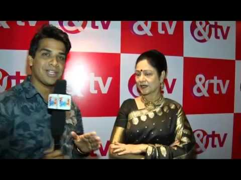 aruna irani  bhagyalaxmi serial interview