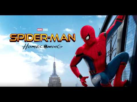 SPIDER-MAN-Homecoming-Ramones -
