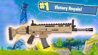 THE BEST LEGENDARY LOOT IN THE GAME!!! - FORTNITE BATTLE ROYALE GAMEPLAY