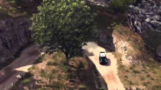 WRC 3 trailer HD ( official WRC 2012 game) by FM rallymovies