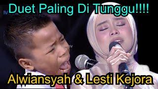 Duet Paling Di Tunggu!!! ALWIANSYAH Feat Lesti Kejora / Leslar KDI