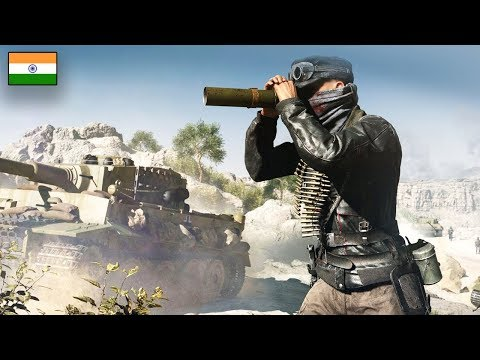 Battlefield 5 Gameplay Multiplayer • Battlefield 5 Live Stream India thumbnail