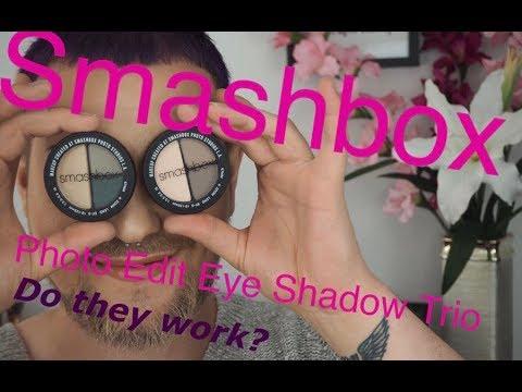 Photo Edit Eyeshadow Trio - #Goals by Smashbox #16