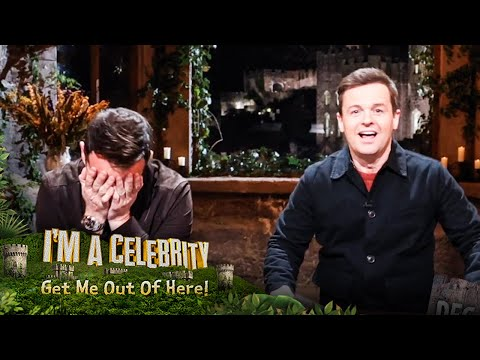 Ant & Dec Play the Second Round of Castle Championship | I'm A Celebrity... Get Me Out Of Here!